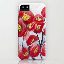 Growing tall, growing wild iPhone Case