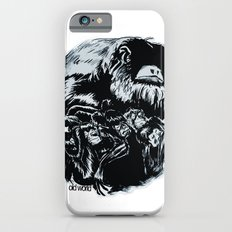 Old World Monkeys Slim Case iPhone 6s