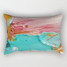 Impasto Rectangular Pillow