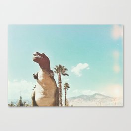 dino daze Canvas Print