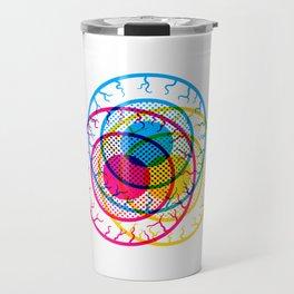 Eye Caramba! Travel Mug