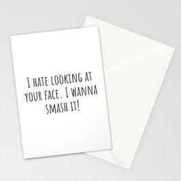 Smash It Stationery Cards