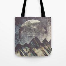 Sweet dreams mountain Tote Bag