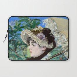 Jeanne (Spring) Laptop Sleeve
