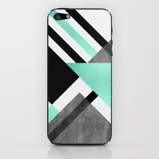 Foldings iPhone & iPod Skin
