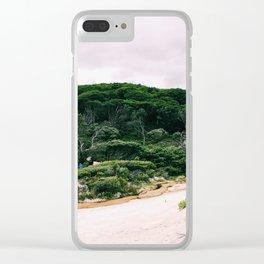 Squeaky Beach, Victoria, Australia Clear iPhone Case