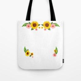 Grandma Gift My Favorite People Call Me Gramma Tote Bag