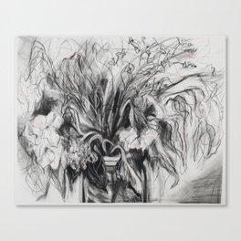 As They Die (v) Canvas Print