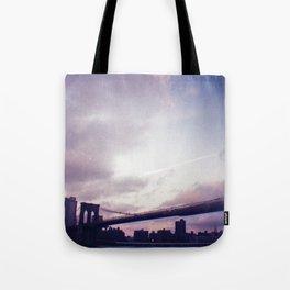Brooklyn Bridge (NYC) Tote Bag