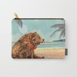 Beach Bear Carry-All Pouch