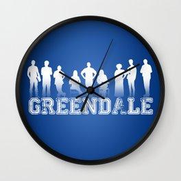 Community - Greendale Community College Wall Clock