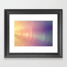 Radiance Framed Art Print