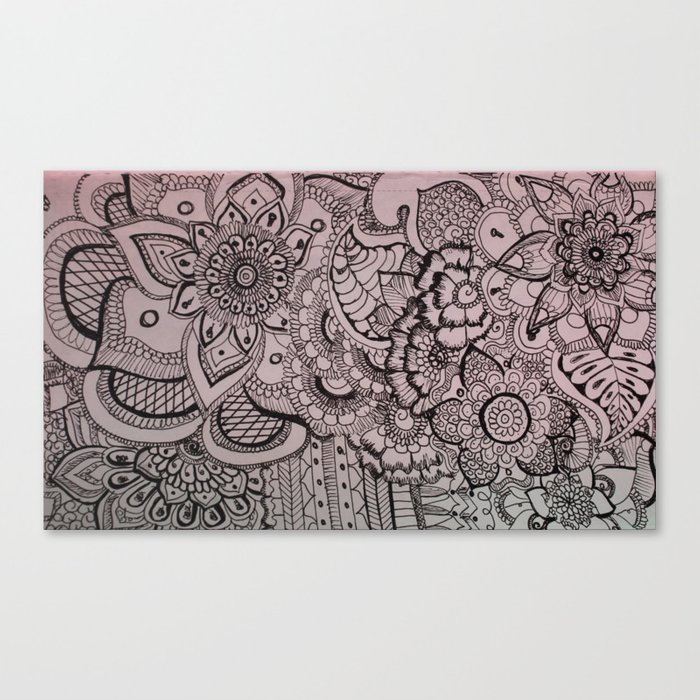 Thin and Thick Canvas Print