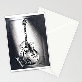 Gibson Byrdland Guitar,  Music Art, Rock & Roll Wall Decor Stationery Cards