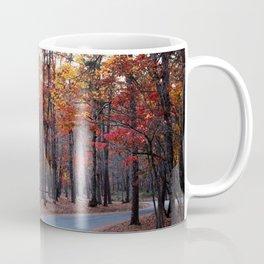 A Journey Through Fall Coffee Mug