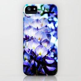 Flowers magic 2 iPhone Case