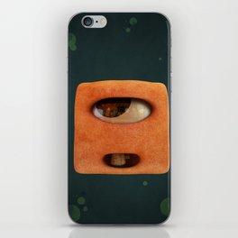 Grumpy iPhone Skin
