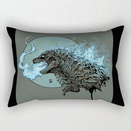 Godzilla 2014 Rectangular Pillow