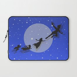 Peter Pan Magical Night Laptop Sleeve