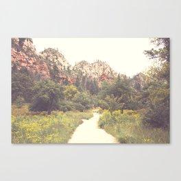 Colors of Sedona Canvas Print