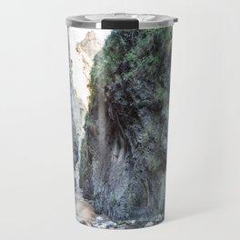 Quiet erosion Travel Mug