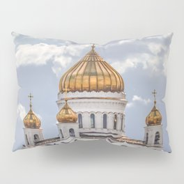 Cathedral of Christ the Saviour, Moscow Pillow Sham