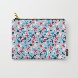4th of July Stars Carry-All Pouch