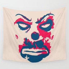 robber joker Wall Tapestry