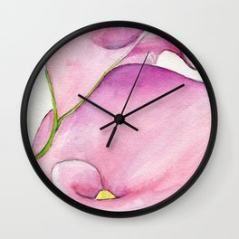 Affection Wall Clock