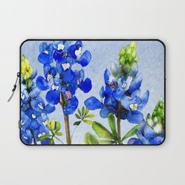 Bluebonnets 1 Laptop Sleeve