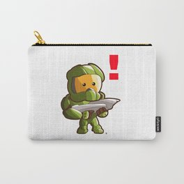 Halo Master Chief Kawaii Carry-All Pouch