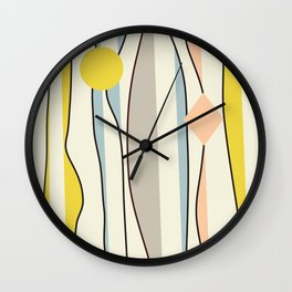 ComeBack  #society6  #decor #buyart Wall Clock