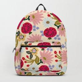 Hamptons Summer Garden Backpack