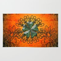 decorative Area & Throw Rugs featuring Decorative design by nicky2342