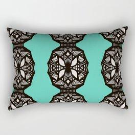Beads of Paradise Rectangular Pillow