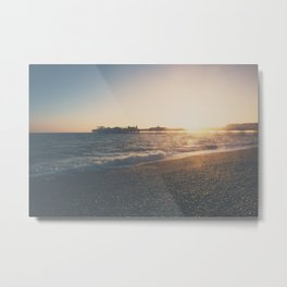 perfect light ... Metal Print