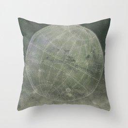 Starmaker journey Throw Pillow
