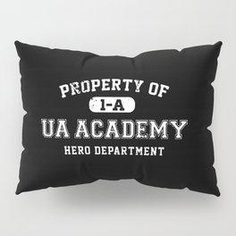 Property of UA Academy Pillow Sham