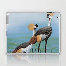 gru pavonina Laptop & iPad Skin