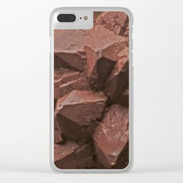 Ferrous Quartz Clear iPhone Case