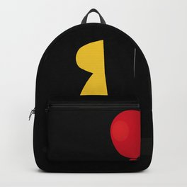 Red Balloon for 1 Penny Backpack