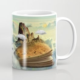 Landscape In A Book Coffee Mug