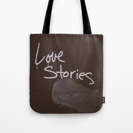 LOVE STORIES! Tote Bag