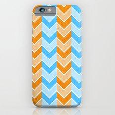 Something Fishy Zig Zag iPhone 6s Slim Case