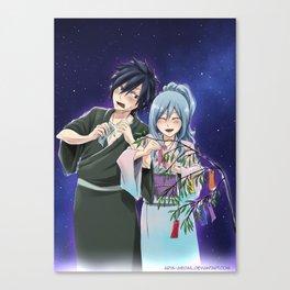 Tanabata - 2015 Canvas Print