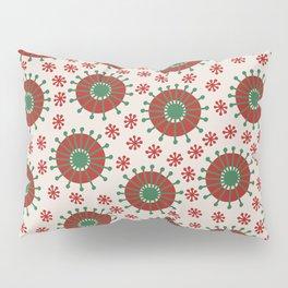 Carousel Christmas Pillow Sham