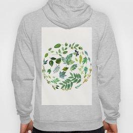 Circle of Leaves Hoody