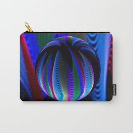 Colours in the crystal ball Carry-All Pouch