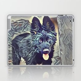 The Belgian Shepherd Laptop & iPad Skin