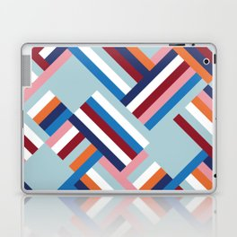 Herringbone Pattern Laptop & iPad Skin